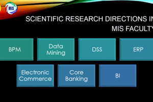Research topics in MIS